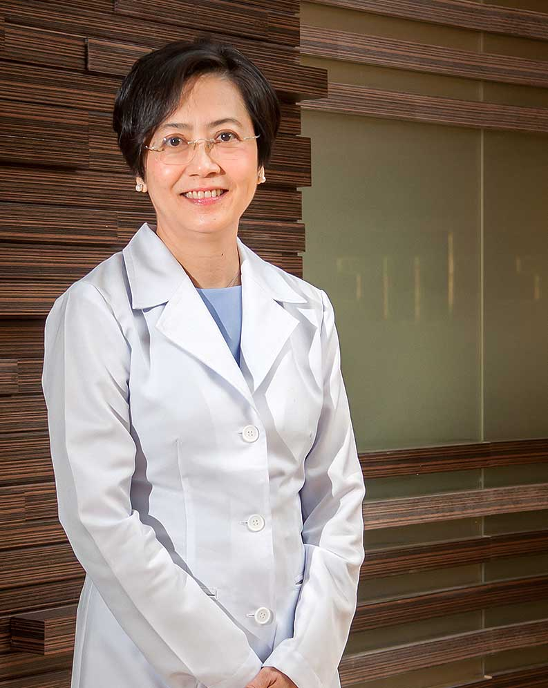 Dr. Catherine Chong